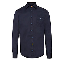 Buy BOSS Orange Eslime Cotton Stretch Shirt Online at johnlewis.com