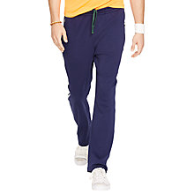 Buy Polo Ralph Lauren Wimbledon Sweat Pants, French Navy Online at johnlewis.com
