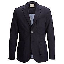 Buy Selected Homme Summer Blazer, Dark Navy Online at johnlewis.com