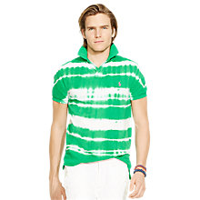 Buy Polo Ralph Lauren Washed Stripe Polo Shirt Online at johnlewis.com