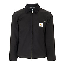 Buy Carhartt Detroit Jacket, Black Online at johnlewis.com
