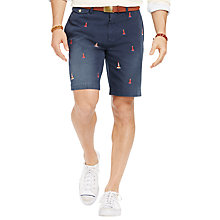 Buy Ralph Lauren Polo Buoy Chino Shorts, Aviator Navy Online at johnlewis.com