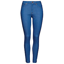Buy Whistles Ankle Length Skinny Jeans, Blue Online at johnlewis.com