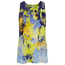 Buy Whistles Bodega Silk Top, Multi Online at johnlewis.com