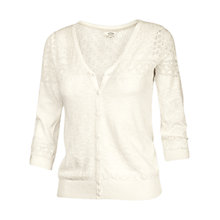 Buy Fat Face Annie Cotton Cardigan Online at johnlewis.com