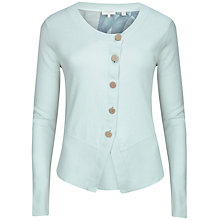 Buy Ted Baker Comeia Distinguishing Rose Cardigan, Mint Online at johnlewis.com