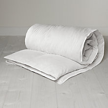 Buy John Lewis 80/20 Fine European Duck Down Duvet, 13.5 Tog Online at johnlewis.com