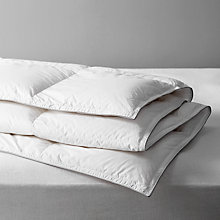 Buy John Lewis Canadian Goose Down Duvet, 4.5 Tog Online at johnlewis.com