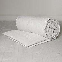 Buy John Lewis 80/20 Fine European Duck Down Duvet, 10.5 Tog Online at johnlewis.com