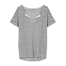 Buy Gerard Darel Ankara Top, White Online at johnlewis.com