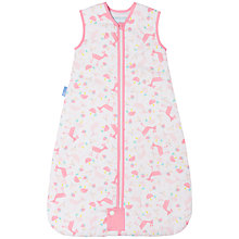 Buy Grobag Little Dino Baby Sleep Bag, Tog 2.5, Pink/Multi Online at johnlewis.com