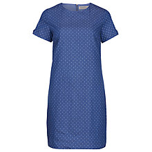 Buy Sugarhill Boutique Tunic Bow Dress, Blue Online at johnlewis.com
