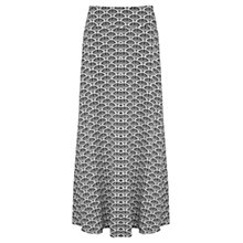 Buy Mint Velvet Kora Print Maxi Skirt, Multi Online at johnlewis.com