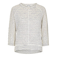 Buy Whistles Holly Stripe Top, Multi Online at johnlewis.com