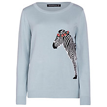 Buy Sugarhill Boutique Zebra Jumper, Green Online at johnlewis.com