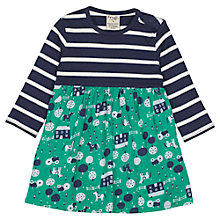 Buy Frugi Baby Countryside Bea Dress, Multi Online at johnlewis.com