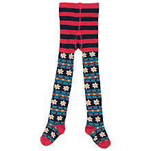 Buy Frugi Children's Norah Fairisle Tights Online at johnlewis.com