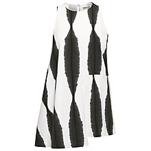 Buy Whistles Sekka Stripe Top, White / Black Online at johnlewis.com