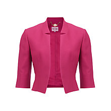 Buy Phase Eight Valentine Jacket, Fuchsia Online at johnlewis.com
