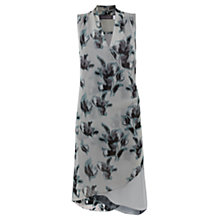 Buy Mint Velvet Zena Print Asymmetric Dress, Multi Online at johnlewis.com