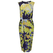Buy Whistles Bodega Print Eva Dress, Multi Online at johnlewis.com