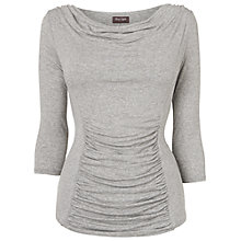 Buy Phase Eight Stella Tallie Top, Pale Grey Online at johnlewis.com