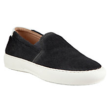 Buy Kin by John Lewis Sixty Six Slip On Trainers, Grey Online at johnlewis.com