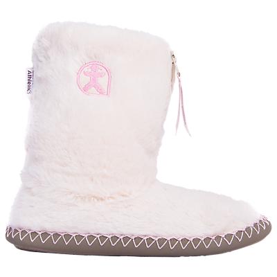 Bedroom Athletics Monroe Faux Fur Slipper Boots, Cream