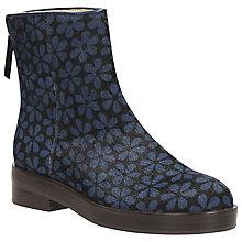 Buy Clarks Orla Kiely Andie Leather Faux Pony Ankle Boots Online at johnlewis.com