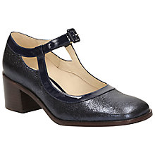 Buy Clarks Orla Kiely Amelia Leather Court Shoes Online at johnlewis.com