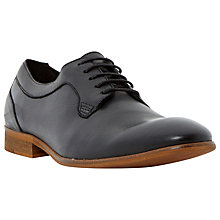 Buy Dune Remington Leather Derby Shoes Online at johnlewis.com