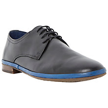 Buy Dune Biggles Leather Derby Shoes Online at johnlewis.com