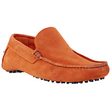 Buy Dune Bermuda Suede Loafers Online at johnlewis.com