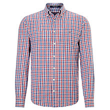 Buy Gant Bowery Oxford Check Shirt Online at johnlewis.com