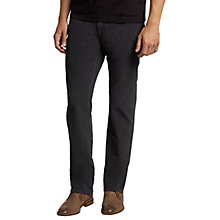 Buy Gant Jason Soft Melange Twill Jeans Online at johnlewis.com