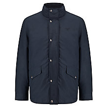 Buy Gant Doubler Jacket, Navy Online at johnlewis.com