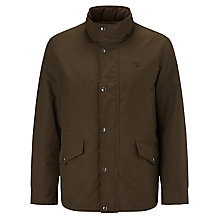 Buy Gant Doubler Jacket, Brown Online at johnlewis.com