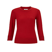 Buy Somerset by Alice Temperley High Neck Jumper Online at johnlewis.com