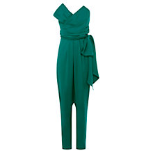 Buy Coast Prue Jumpsuit, Green Online at johnlewis.com