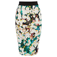 Buy Coast Jaymie Skater Skirt, Multi Online at johnlewis.com
