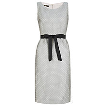 Buy Precis Petite Spot Belted Shift Dress, Multi Light Online at johnlewis.com