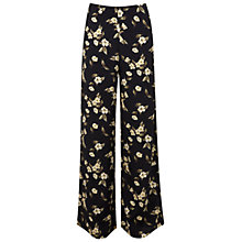 Buy Miss Selfridge Wide Leg Trousers, Multi Online at johnlewis.com