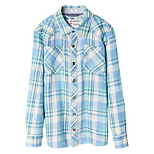 Buy Mango Kids Boys' Check Shirt Online at johnlewis.com