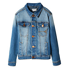 Buy Mango Kids Boys' Denim Jacket Online at johnlewis.com