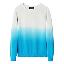Buy Mango Kids Boys' Gradient Jumper Online at johnlewis.com