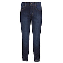 Buy John Lewis Boys' Skinny-Leg Denim Jeans, Mid Blue Online at johnlewis.com