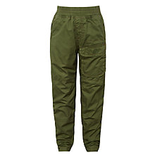 Buy John Lewis Boy Elasticated Combat Trousers Online at johnlewis.com