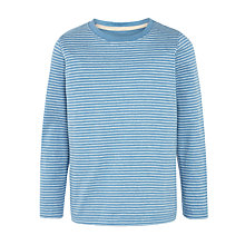 Buy John Lewis Boy Long Sleeve Fine Stripe Top Online at johnlewis.com