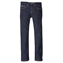 Buy Tommy Hilfiger Boys' Clyde Denim Jeans, Indigo Online at johnlewis.com