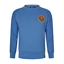 Buy Animal Boys' Herring Skull Sweater, Blue Online at johnlewis.com